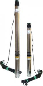 3,5SCM 2/14-1,1 Pompe submersibile pentru fântâni forate